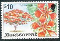 Montserrat 1976 Flowering Trees o