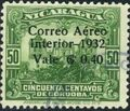 Nicaragua 1932 Stamps of 1914-1932 Surcharged in Black l.jpg