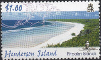 Pitcairn Islands 2006 Henderson Island Scenes c