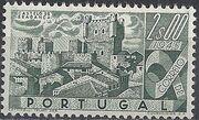 Portugal 1946 Portuguese Castles g