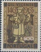 Portugal 1965 500th Birthday of Gil Vicente b