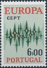 Portugal 1972 Europa c