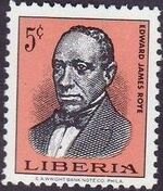Liberia 1966 Liberian Presidents e
