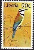 Liberia 1997 Birds m