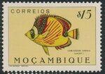 Mozambique 1951 Fishes c