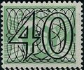 Netherlands 1940 Numerals - Stamps of 1926-1927 Surcharged k.jpg