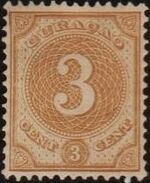 Netherlands Antilles 1891 Numbers a