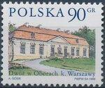 Poland 1998 Polish Manor Houses (4th Group) c