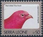 Sierra Leone 1992 Birds i
