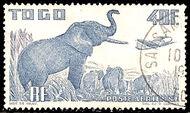 Togo 1947 Native Scenes s