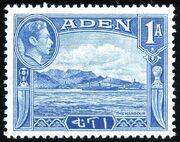 Aden 1939 Scenes - Definitives c