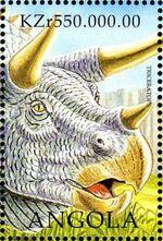 Angola 1998 Prehistoric Animals (3rd Group) j
