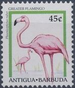 Antigua and Barbuda 1995 Birds e