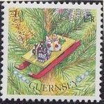 Guernsey 1989 Christmas e
