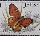 Jersey 1995 Butterflies