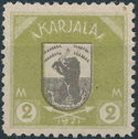 Karelia 1922 Coat of Arms i
