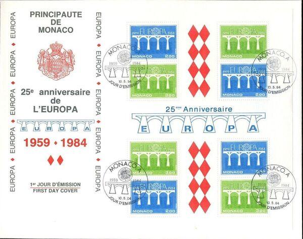 Monaco 1984 Europa g