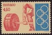 Monaco 1993 101st Session International Olympic Committee o