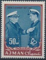 Ajman 1964 President Kennedy c