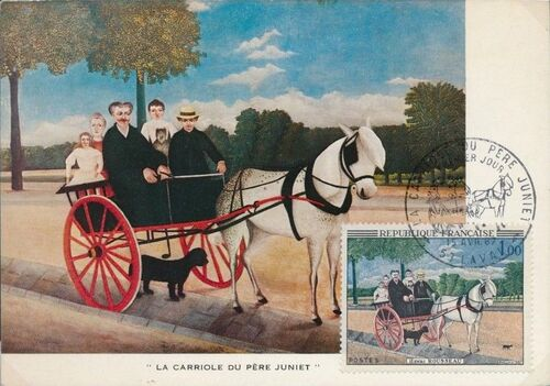France 1967 French Art (1967-1) MCa