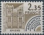 France 1979 Historic Monuments - Pre-cancelled (1st Issue) c