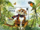 Jersey 1998 Year of the Tiger