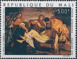 Mali 1974 Easter b