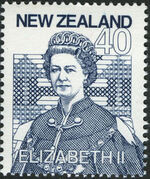 New Zealand 1990 150th Anniversary of the First Postage Stamps f