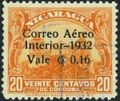 Nicaragua 1932 Stamps of 1914-1932 Surcharged in Black h.jpg