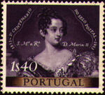 Portugal 1953 Centenary of Portugal's First Postage Stamp c