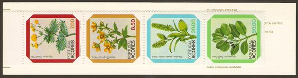 Azores 1981 Azores Flowers (1st Issue) o