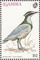 Gambia 1993 Birds of Africa i