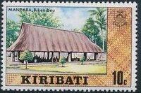 Kiribati 1979 Definitives e