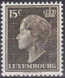 Luxembourg 1949 Grand Duchess Charlotte (2nd Group) a