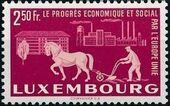 Luxembourg 1951 European Agreement d