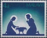 Malawi 1967 Christmas a