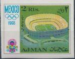Ajman 1968 Olympic Games - Mexico p