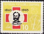 Albania 1963 100th Anniversary of Red Cross d