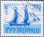 Albania 1965 Ships d