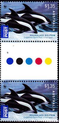 Australia 2009 WWF - Dolphins of the Australian Coastline GPb