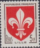 France 1958 Coat of Arms g