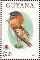 Guyana 1994 Birds of the World (PHILAKOREA '94) i