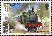 Jersey 1985 Railway History II d