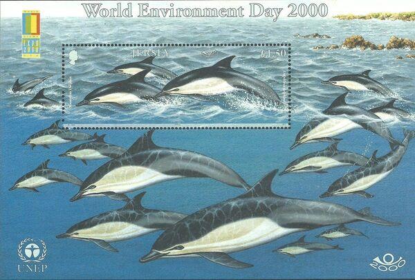 Jersey 2000 Marine Life IV - Marine Mammals l