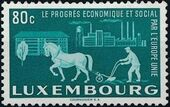 Luxembourg 1951 European Agreement a