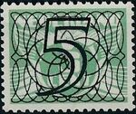 Netherlands 1940 Numerals - Stamps of 1926-1927 Surcharged b