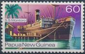 Papua New Guinea 1976 Ships of the 1930s e
