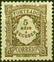 Portugal 1904 Postage Due Stamps a