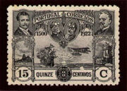 Portugal 1923 First flight Lisbon Brazil g