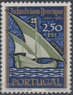 Portugal 1960 500th Anniversary of the Death of Prince Henrique the Sailor b